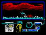 Navy Moves ZX Spectrum Take care with the bombs!