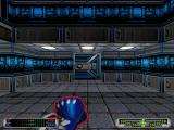 CyberMage: Darklight Awakening DOS The start of the game