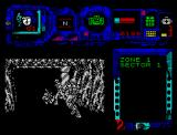 Narco Police ZX Spectrum Facing the first enemies