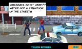 Spider-Man: Toxic City HD Windows Mobile Starting out