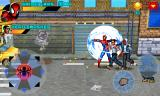 Spider-Man: Toxic City HD Windows Mobile Using special attack