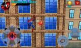 Spider-Man: Toxic City HD Windows Mobile Climbing a building