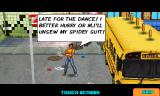Spider-Man: Toxic City HD Windows Mobile Peter Parker is late to the dance