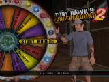 Tony Hawk's Underground 2 Windows Main menu