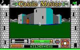 Castle Master DOS Just outside the castle