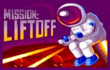 Mission: Liftoff Thomson TO Title screen