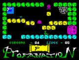 Abu Simbel Profanation ZX Spectrum Uh, more traps?
