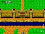 Power Strike II SEGA Master System A castle by the river