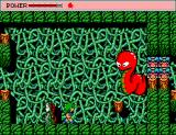 "Golvellius: Valley of Doom SEGA Master System ""Good God!"", gasped Gerald, ""Look at the size of that snake"""