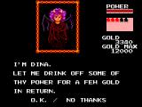 Golvellius: Valley of Doom SEGA Master System Get your own potion