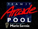 Arcade Pool DOS Title+Credits