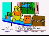 Winnie the Pooh in the Hundred Acre Wood Amiga The Playroom