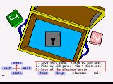 Winnie the Pooh in the Hundred Acre Wood Amiga If you look inside the toy chest, you will be able to save or restore your game