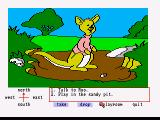 Winnie the Pooh in the Hundred Acre Wood Amiga Say hello to Roo