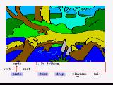 Winnie the Pooh in the Hundred Acre Wood Amiga The place where Pooh and Christopher Robin like to hang out and play