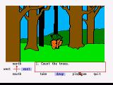Winnie the Pooh in the Hundred Acre Wood Amiga Galleon's Lap