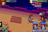 Kingdom Hearts: Chain of Memories Game Boy Advance Fighting Captain Hook
