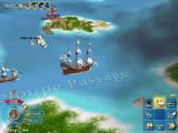 Sid Meier's Pirates! Windows Smooth sailing, but watch out for those black clouds!