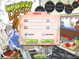 Cooking Dash Windows Options