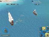 Sid Meier's Pirates!: Live the Life Windows Exchanging cannonball rounds with an enemy ship