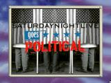 Saturday Night Live Goes Political Macintosh Title screen
