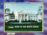 Saturday Night Live Goes Political Macintosh Road to the White House - title screen