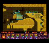 Lemmings 2: The Tribes SNES Egyptian