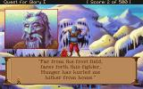 Quest for Glory I: So You Want To Be A Hero DOS Brauggi's challenge