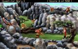 Quest for Glory I: So You Want To Be A Hero DOS Brigands' front door