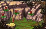 Quest for Glory I: So You Want To Be A Hero DOS the Spore-Spitting Spirea