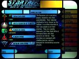 Star Trek: The Next Generation - Birth of the Federation Windows Pick an Empire
