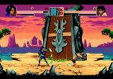 Shaq Fu Genesis Fighting at the North Gate