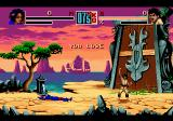 Shaq Fu Genesis You are knocked out...