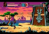 Shaq Fu Genesis You gain bonus when you win
