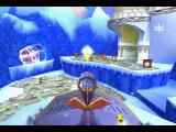 Spyro: Year of the Dragon PlayStation Spyro using the cannon.