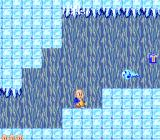 Bonze Adventure TurboGrafx-16 Icy Level