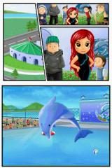 Dolphin Trainer Nintendo DS Thank you all for coming to this special event at Fishtail Water Park