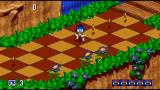 Sonic 3D Blast Wii Green grove zone act 1