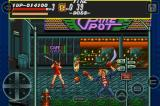 Streets of Rage iPhone boss of the first level