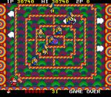 Don Doko Don TurboGrafx-16 The fourth area