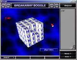 "Boggle Windows Rotatable cube ""Breakaway Boggle"" mode"