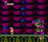 New Adventure Island TurboGrafx-16 Boss