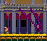 New Adventure Island TurboGrafx-16 Final boss gets turned into a gorilla