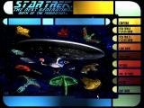 Star Trek: The Next Generation - Birth of the Federation Windows Main Menu