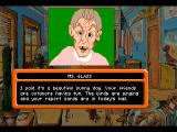 The Adventures of Willy Beamish Windows The teacher is scolding Willy (GOG release, CD version)