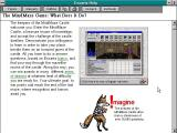 Microsoft Encarta (Included game) Windows 3.x Encarta 1994: MindMaze is fully covered in Encarta's help system