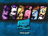 MLP: Fighting Is Magic - Tribute Edition Windows Title screen
