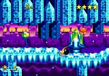 Ristar Genesis Icy level. Very slippery