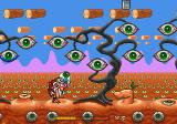 The Ren & Stimpy Show: Stimpy's Invention Genesis I don't like the way those eyes are looking at me!