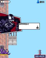Ultimate Spider-Man J2ME Playing as Venom
